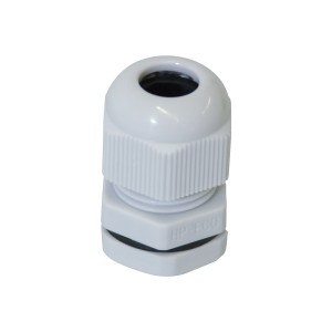 Standard plastic cable screw glands