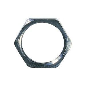 Lock nut for equipotential bonding