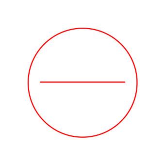Stromkreisbezeichnungsschild, Symbole zum Selbstbeschriften