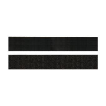VELCRO® brand ONE-WRAP®, bandware, 20 mm black