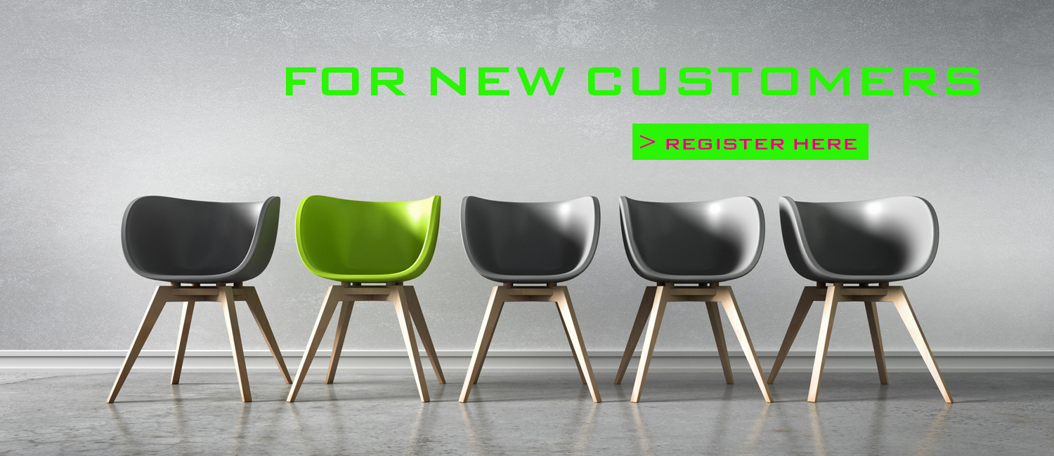 For new customers